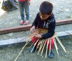 School with a difference: Where students learn Naga artistry and folklore