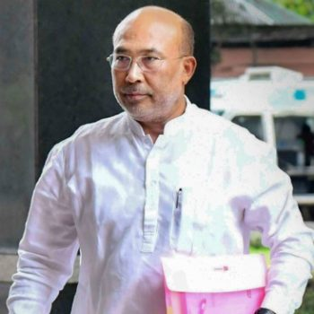 Manipur CM attends to public grievances on 'Meeyamgi Numit' and Hill Leaders' Day