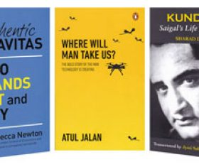 Explore KL Saigal's Soulful Renditions, Examine Where AI's Taking Us and Ponder Over Gravitas
