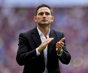 Frank Lampard wants young Chelsea players to rise and shine