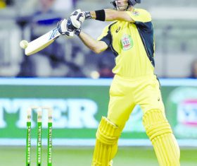 Glenn Maxwell ruled out of SA tour with elbow injury
